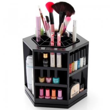 mybeautyworld24 kosmetikaufbewahrung kosmetikhalter schminksachen schminkaufbewahrung. Black Bedroom Furniture Sets. Home Design Ideas