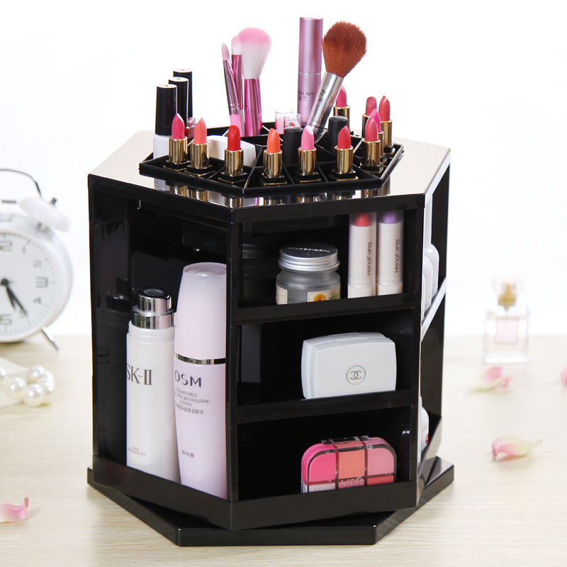 make up aufbewahrung kosmetik organizer make up. Black Bedroom Furniture Sets. Home Design Ideas