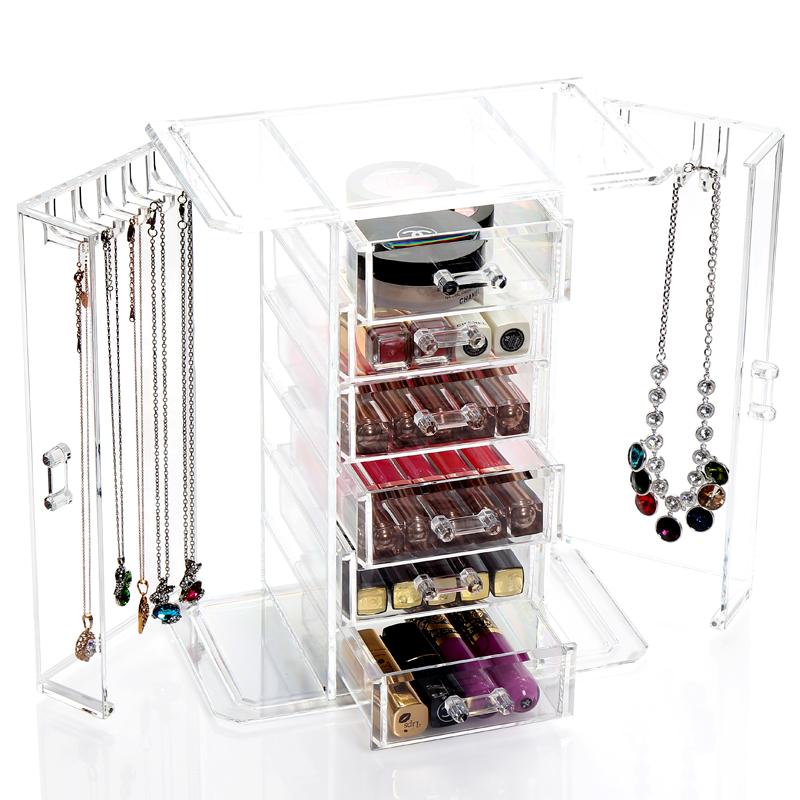 mybeautyworld24 kosmetikaufbewahrung kosmetikhalter. Black Bedroom Furniture Sets. Home Design Ideas