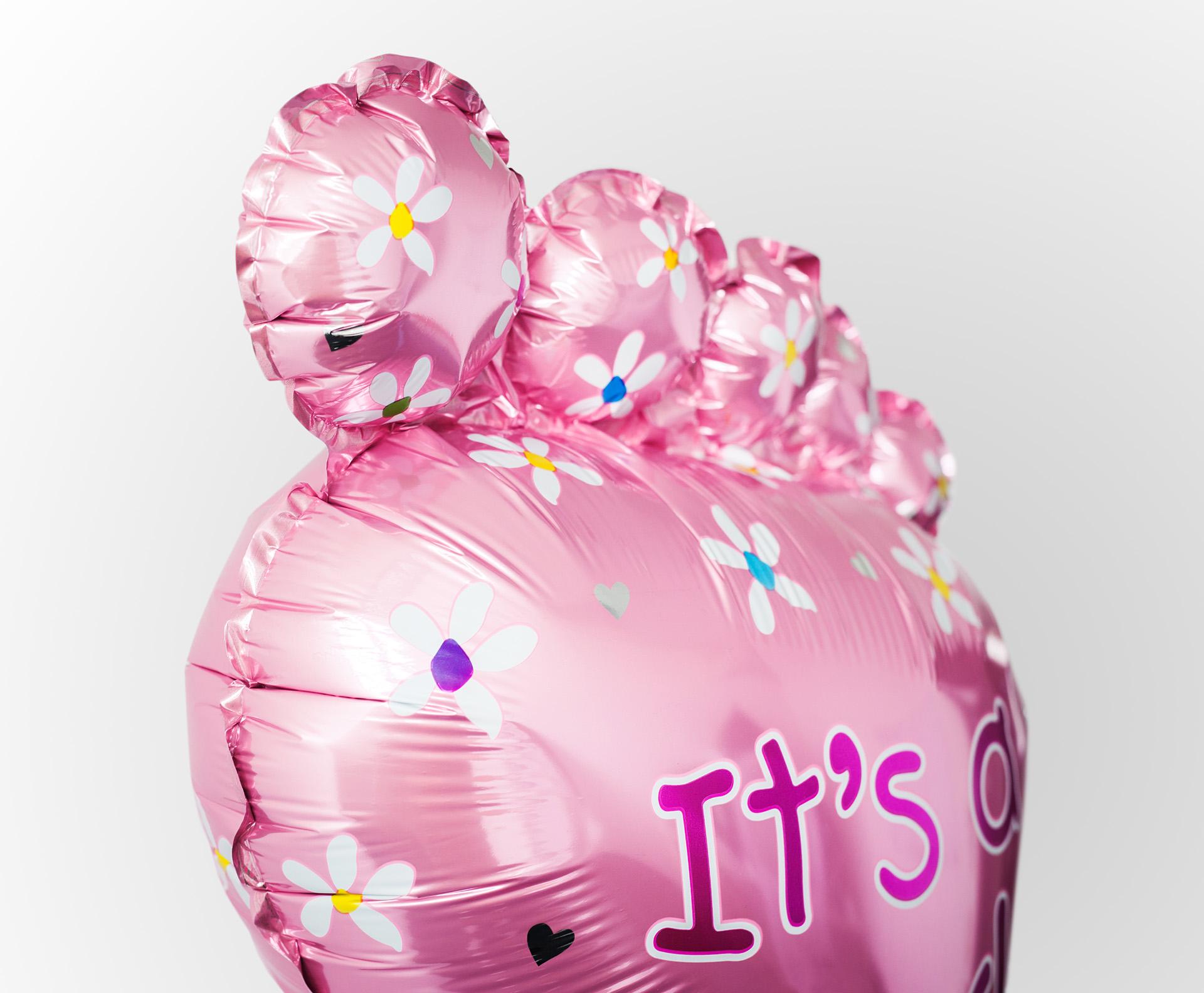 mybeautyworld24 runder geburtstag dekozubeh r tischdeko ballongas geschenk neugeborenes. Black Bedroom Furniture Sets. Home Design Ideas