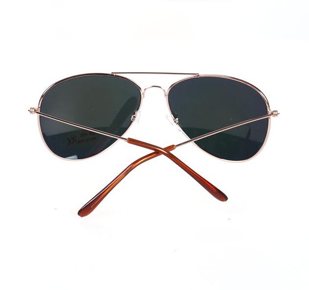 Herren Sonnenbrille Brille Pilotenbrille Fliegerbrille Pornobrille Verspiegelt DMYNK